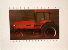 Case International. Magnum Tractors, 7110, 7120, 7130, 7140, Sales Brochure