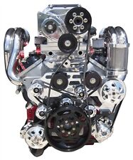 Supercharger / Whipple 5.0L Wet Sump Serpentine Drive Kits (With Power Steering)