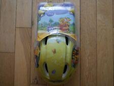 Conjunto De Engranajes De Seguridad Casco para ciclismo rodilla y codo Pads Winnie Pooh Nuevo Y En Caja