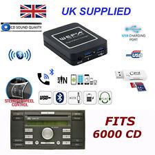 Ford 6000 CD Bluetooth Phone SD AUX MP3 USB Charger Card Reader Module 40P