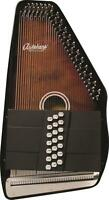 Oscar Schmidt 21 Chord Autoharp, Select Maple, Plays In 11 Keys, Sunburst, OS21C
