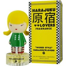 Harajuku Lovers Wicked Style G by Gwen Stefani EDT Spray 1 oz
