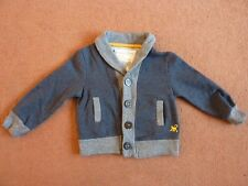 Perfect - MONSOON Grey Buttoned Cardigan, 12-18 Months