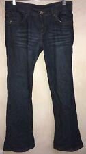 Ladies Dark Blue Jeans Size 12 Dorothy Perkins<NH6772