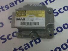 SAAB 9-3 93 ECU SRS Electronic Control Unit 1998 99 2000 2001 2002 2003 5018833