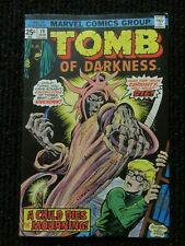 Tomb Of Darkness #19  March 1976  Higher Grade Copy!!  See Pics!!