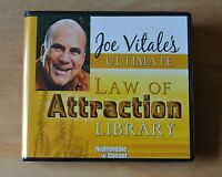 Joe Vitale's Ultimate Law of Attraction Library - Audiobook - 13CDS