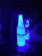 Fallout Nuka Cola Quantum 12 oz Bottle Light LED Bar Man Cave