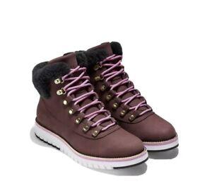 Cole Haan Zerogrand Explore Waterproof Hiker Boots MSRP $280 Women's Size 7