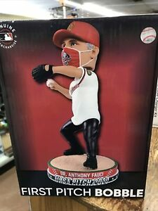 Dr. Fauci Anthony Fauci Washington Nationals First Pitch Bobblehead MLB