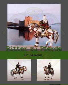R11 Saladin  ALTAYA DeAgostini Frontline Chevalier Ritter Figur