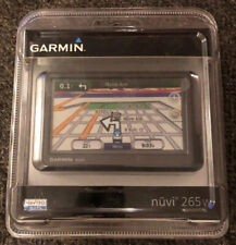 NEW Garmin nüvi 265W Automotive Mountable Navigation