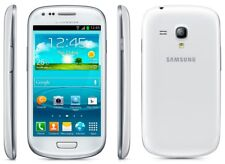 New Samsung Galaxy S3 Mini GT-I8190 8GB Marble White Unlocked Smartphone phone