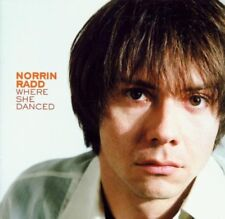 Norrin Radd - Where She Danced [CD]