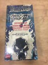 GHOST RIDER II cards, Comic Images, GLOW IN THE DARK, sealed unopened Box