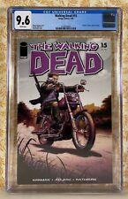 The Walking Dead #15 CGC 9.6 NM Death of Chris, Rachel, & Susie Kirkman