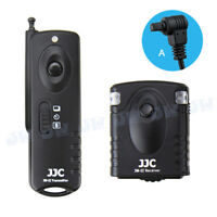 JJC Wireless Shutter Remote Control for Canon EOS 7D 6D 5D Mark IV III II 5DS R