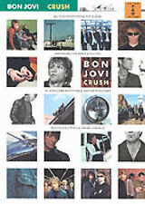 Bon Jovi: Crush, Jon Bon Jovi, New Book