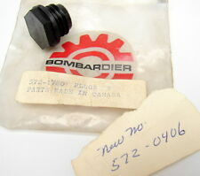 NOS Skidoo Bombardier Tundra Elan Chain Case Breather Plug Cap Bolt 572040600