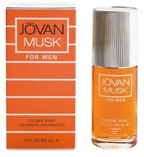 JOVAN MUSK COLOGNE 88ML - MEN