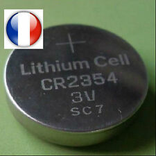 1 Button Battery CR2354 Lithium 3V BR2354 DL2354 LM2354 2354 >