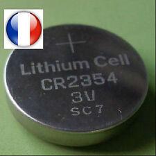 1 Pile Bouton CR2354 Lithium 3V BR2354 DL2354 LM2354 2354