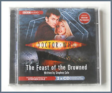 Doctor Who 'THE FEAST OF THE DROWNED' BBC Read By David Tennant BBC Audio CD