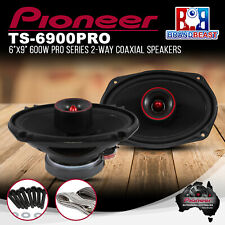 """Pioneer TS-6900PRO 6x9"""" 600W PRO Series 2 Way Coaxial Speaker"""