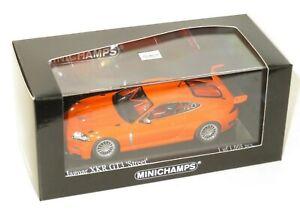 1/43 Jaguar XKR GT3  Street Version  Orange