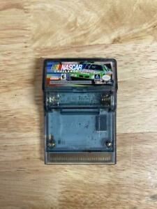 Nascar Challenge Nintendo Game Boy Color Game Authentic Original OEM