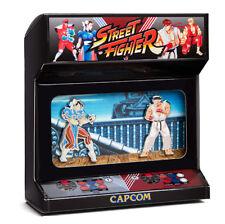 Street Fighter Enamel Pin Diorama Collectors Edition Ryu Chun-Li Set