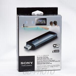 NEW Genuine SONY UWA-BR100 USB Wireless LAN Adapter for BRAVIA TV Wi-Fi Dongle