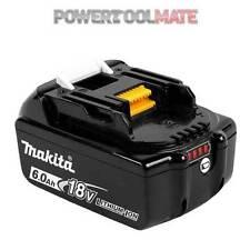 Makita Genuine BL1860 18V 6.0ah Lithium-ion LXT Battery UK