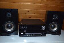 Kompaktanlage MS 110 mit CD/CD-MP3/Radio
