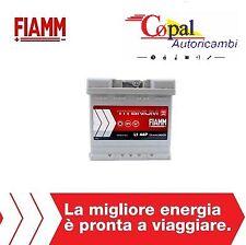 Batteria FIAMM serie TITANIUM PRO L1 44P 12V 44AH 390A POSITIVO DX