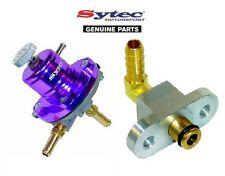 Msv Régulateur De Pression De Carburant + Subaru Impreza WRX/STI (92-00) Fuel Rail Adaptateur