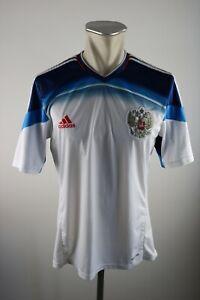 Russland Trikot Gr. M 2014 Russia Away Jersey Adidas EM Shirt
