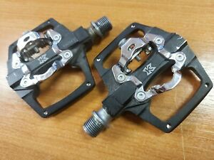 KCNC AM TRAP Clipless Pedals Dual Side +/- 600km used RRP 89,99 €