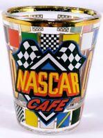 """Nascar Cafe Orlando Florida 2.25"""" Collectible Shot Glass"""