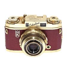 Regula Citalux 300 Sucherkamera Rangefinder mit Steinheil Cassar S 45mm 1:2,8