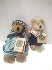 Boyds Bears Collection LTD H.M.S. Boyds Mercedes and Henley Fitzhampton