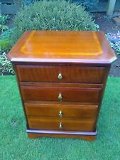 Three Drawer Small Chest/Collectors/Crafts