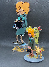 Figurine Renaud Miss Maggie by IVARS comme PIXI
