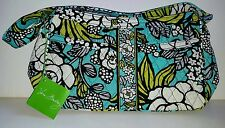Vera Bradley Island Blooms Cassidy RETIRED FREE SHIPPING