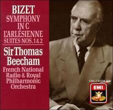 Bizet: Symphony in C / L'Arlesienne Suites Nos. 1 & 2 Bizet, Beecham, Rpo Audio
