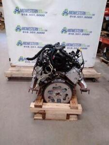 Engine 5.3L VIN T 8th Digit Fits 01 SIERRA 1500 PICKUP 8689264