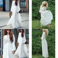 Autumn Lace Long Sleeve Dresses for Women