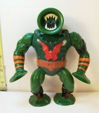 Vintage 1984 LEECH ACTION FIGURE + COMIC (ExC) Masters of the Universe He Man***