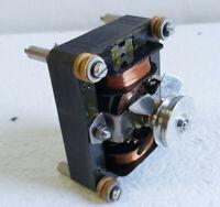 Pièce détachée VCR PHILIPS N1481:Moteur de tambour.Vintage magnétoscope VCR.