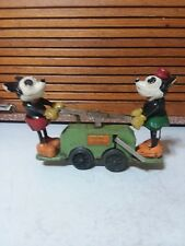 Lionel Mickey & Minnie Rail Car 1930s